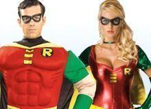 Robin Kostuum