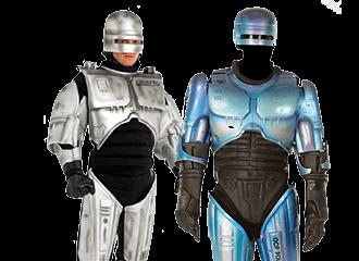 Robocop Kostuums