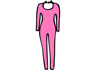 Roze Catsuits