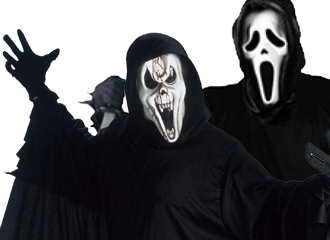 Scream Kostuum