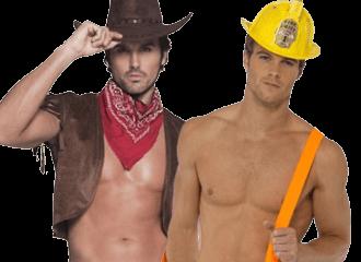 Sexy Mannen Kleding