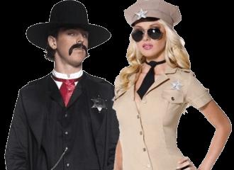 Sheriff Kostuums
