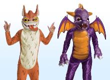 Skylanders Kostuums