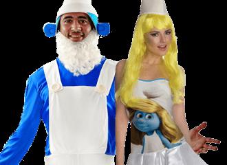 2fba0b00454c2f Smurf Kostuum - Goedkoop en Véél Keus! Feestkleding 365