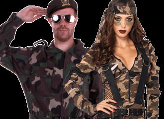 Soldaat Kostuums