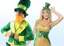 St. Patrick's Day Kleding