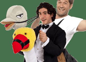 Struisvogelpakken