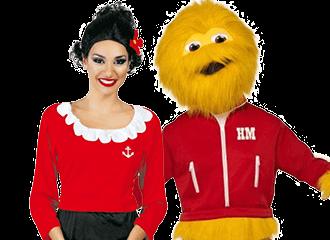 Televisie Serie Kostuums