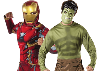 The Avengers Outfits