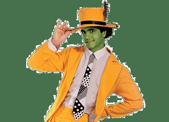 The Mask Kostuums