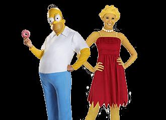 The Simpsons Kostuum
