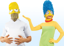 The Simpsons Kostuums