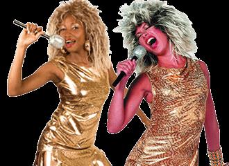 Tina Turner Jurk