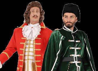 Tsaar Kostuums