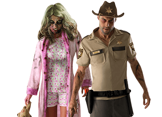 Walking Dead Outfits