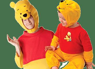 Winnie De Poeh Kostuums