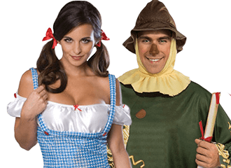 Wizard Of Oz Outfits