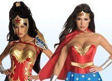 Wonderwoman Kostuum