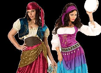 Zigeunerin Kostuum