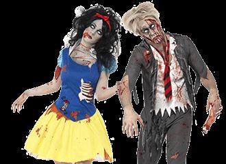dfac0b1b7e71ca Zombie Kostuum - Goedkoop en Véél Keus! Feestkleding 365