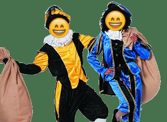 Zwarte Pieten Pakken