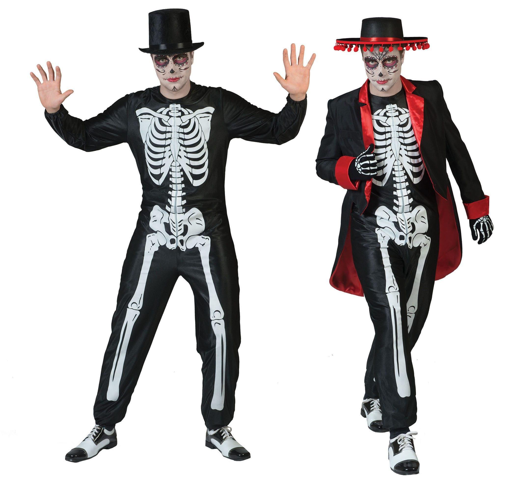 Muertos Mexicanos Man Kostuum
