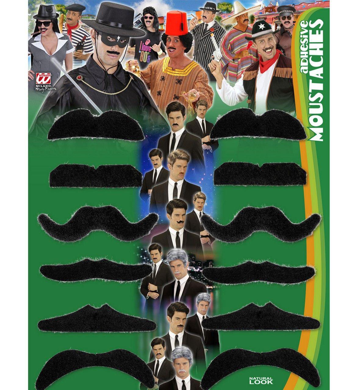 Snorrenset Op Kaart Zwart Multisnor