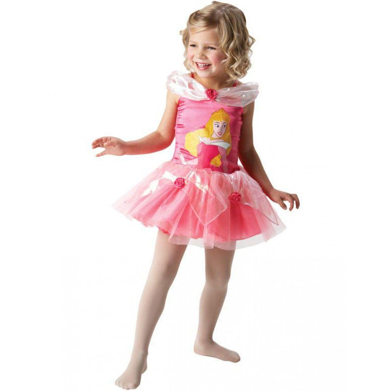 Disney Doornroosje Ballerina Meisje Kostuum