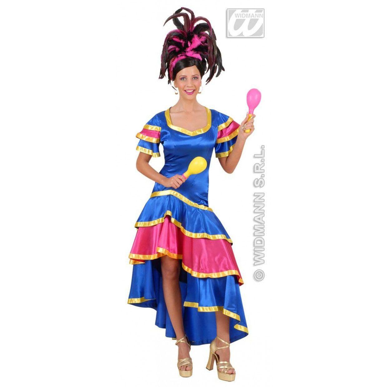 57ae429ce39 Samba Danseres Sambadrome Kostuum Vrouw ==> Feestkleding365!