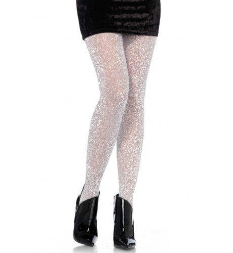 Glitter Panty Partygirl Nathalie Zilver
