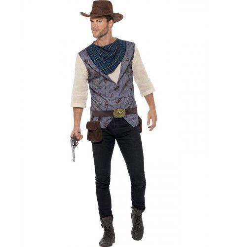 Rob Ruig Cowboy Man Kostuum