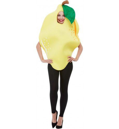 Gezond Citrus Fruit Citroen Kostuum