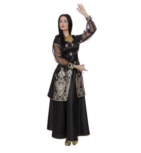 Booming Bollywood Vrouw Kostuum