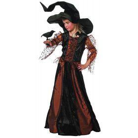Heks Morgana De Waanzinnige Meisje Kostuum