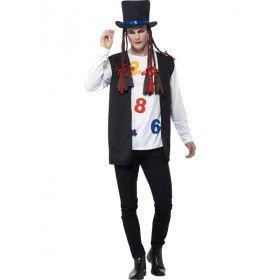80s Maffe Rocker Man Kostuum