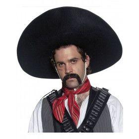 Western Mexicaanse Hoed Man