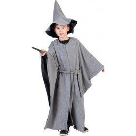Middenaarde Tovenaar Jongen Kostuum