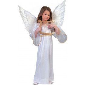 Engel Uit De Hemel Meisje Kostuum
