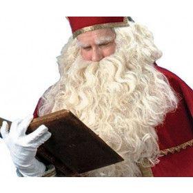 Pruik En Baard Sinterklaas