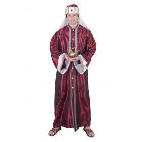 Perzische 1001 Nachten Sjah Man Kostuum