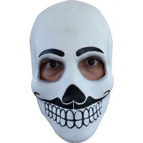 Day Of The Dead Schedel Masker Benito
