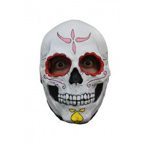 Day Of The Dead Schedel Masker Maria