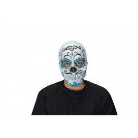 Dia De Los Muertos Masker Johnny Sonrisa