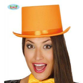 Hoge Hoed Musical Danser Oranje