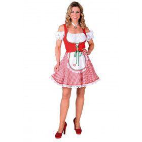 Lea Lager Oktoberfest Vrouw Kostuum
