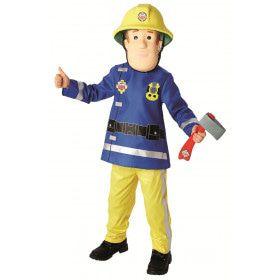 Luxe Brandweerman Sam Piekepolder Kind Kostuum
