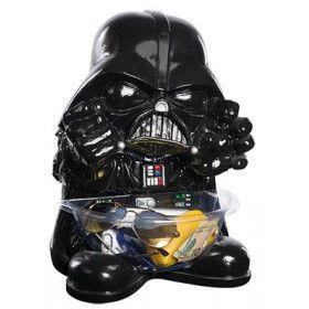 Duistere Darth Vader Figuur Met Snoepschaal