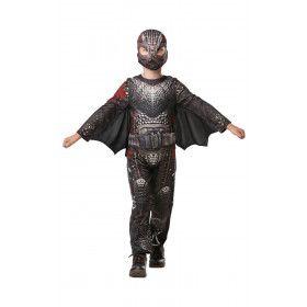 Moedige Drakenstrijder Hiccup Jongen Kostuum