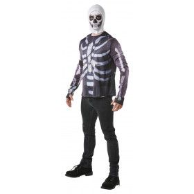 Skelet Strijder Fortnite Skull Trooper Man