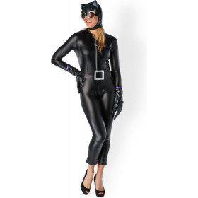Sexy Catwoman Waagt Haar Negen Levens Vrouw Kostuum